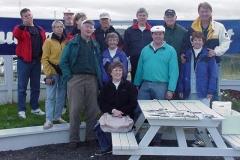 Nauticat Rendezvous Group Photo 2003
