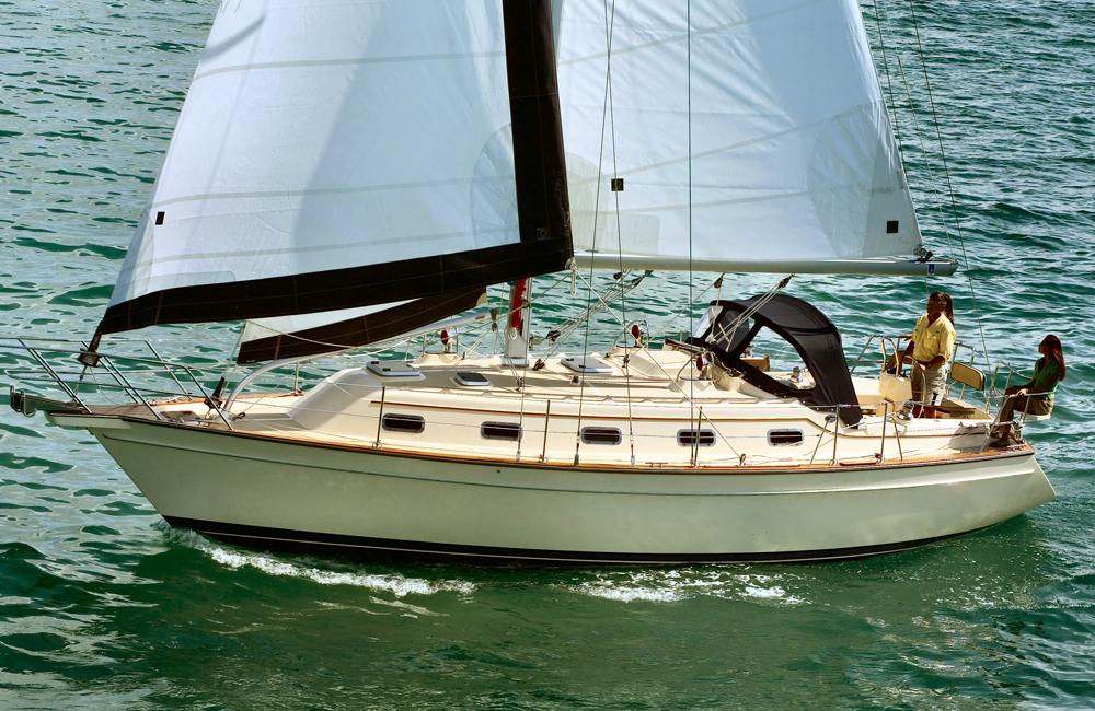 Island Packet 379 - Marine Servicenter - Yacht Sales & Service