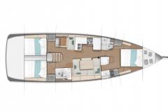 Sun-Odyssey-490---3-cabin-