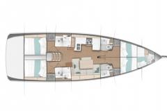 Sun-Odyssey-490---4-cabin-