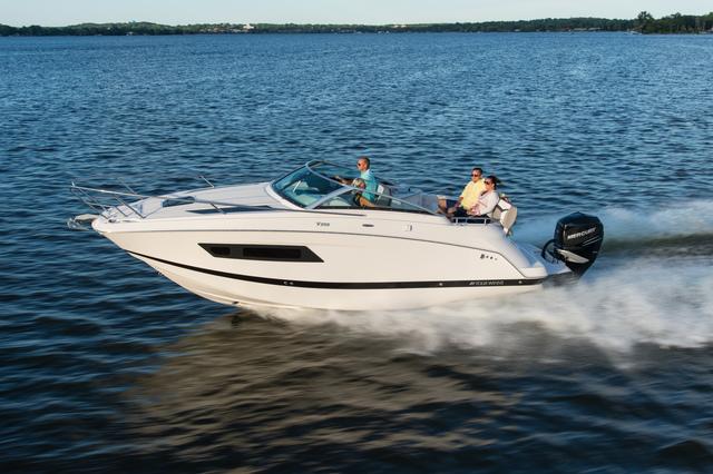 Four Winns Boat - Vista 255 OB - Marine Servicenter - Yacht