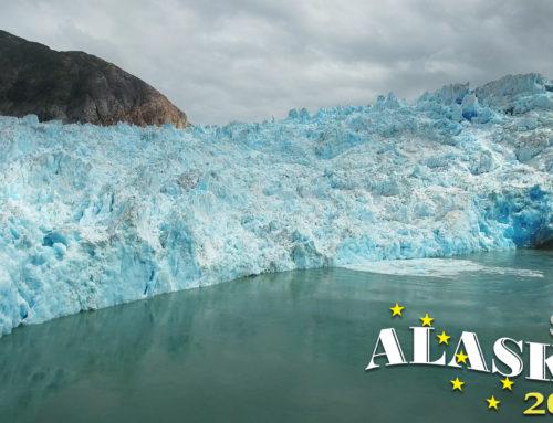 2017 Sail Alaska – Sawyers Glacier