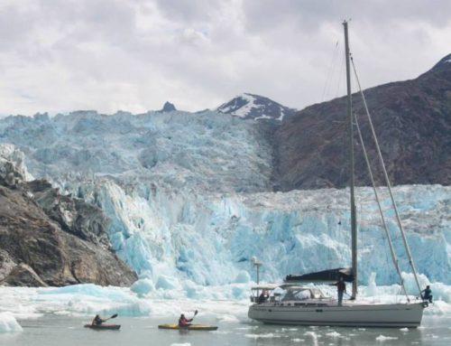 Sailing to Alaska by Molly Rard