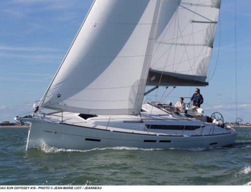 NEW 2019 Jeanneau Sun Odyssey 419