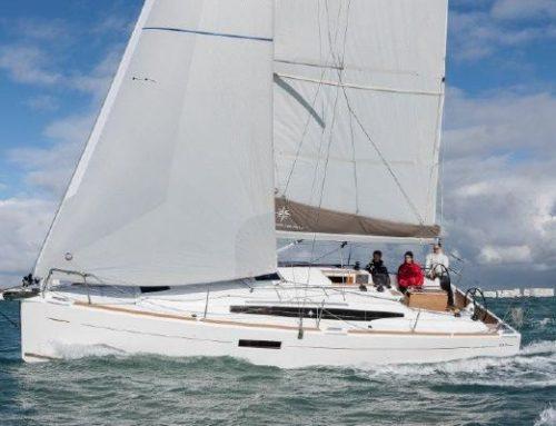 NEW 2019 Jeanneau Sun Odyssey 349 -ARRIVING IN JANUARY