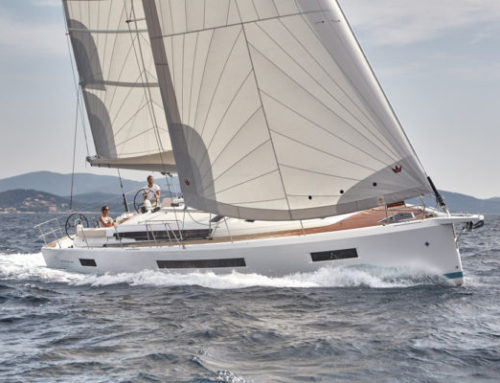 NEW 2019 Jeanneau Sun Odyssey 490 -Arriving in July 2018