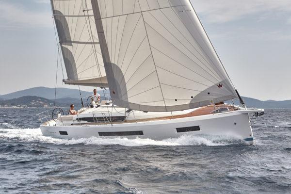 NEW 2019 Jeanneau Sun Odyssey 490 -Arriving in July 2018