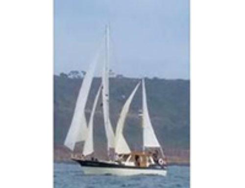 Joe Halstead -Nauticat 33