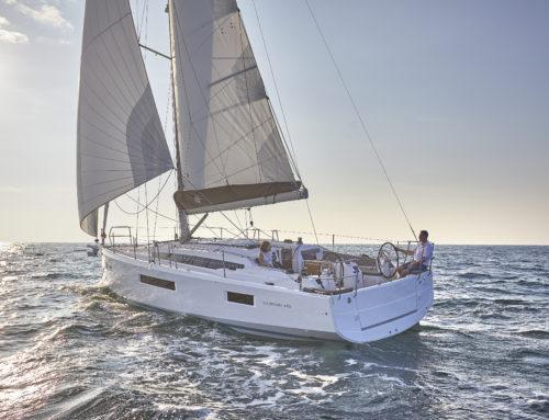 Jeanneau Sun Odyssey 410 – Cruising World Boat of the Year 2019! – Best Midsize Cruiser 38'+