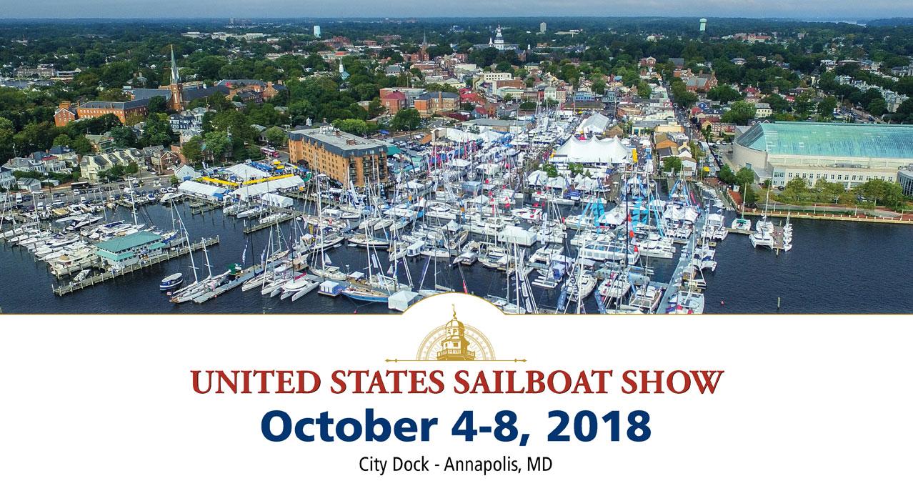 United States Sailboat Show -2018 Annapolis - Marine