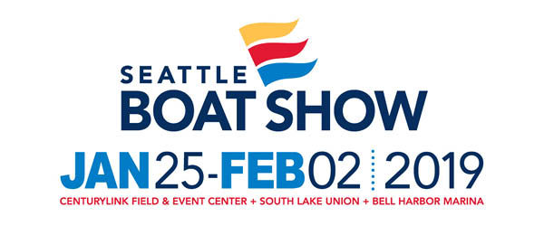 2019 Seattle Boat Show Seminar Schedule