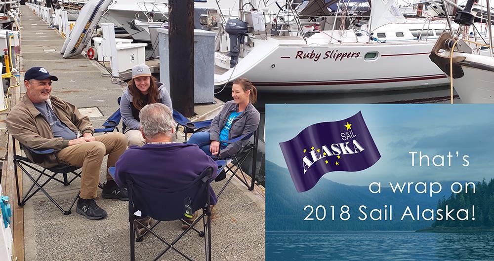 2019 Sail Alaska Planning