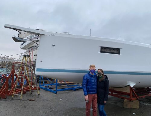 It's Not Every Day 4 New Jeanneau's Arrived On The Same Ship